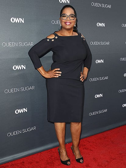 Oprah Winfrey Says She's Lost Enough Weight that Stedman 'Can Pick Me Up and Carry Me to the Pool'