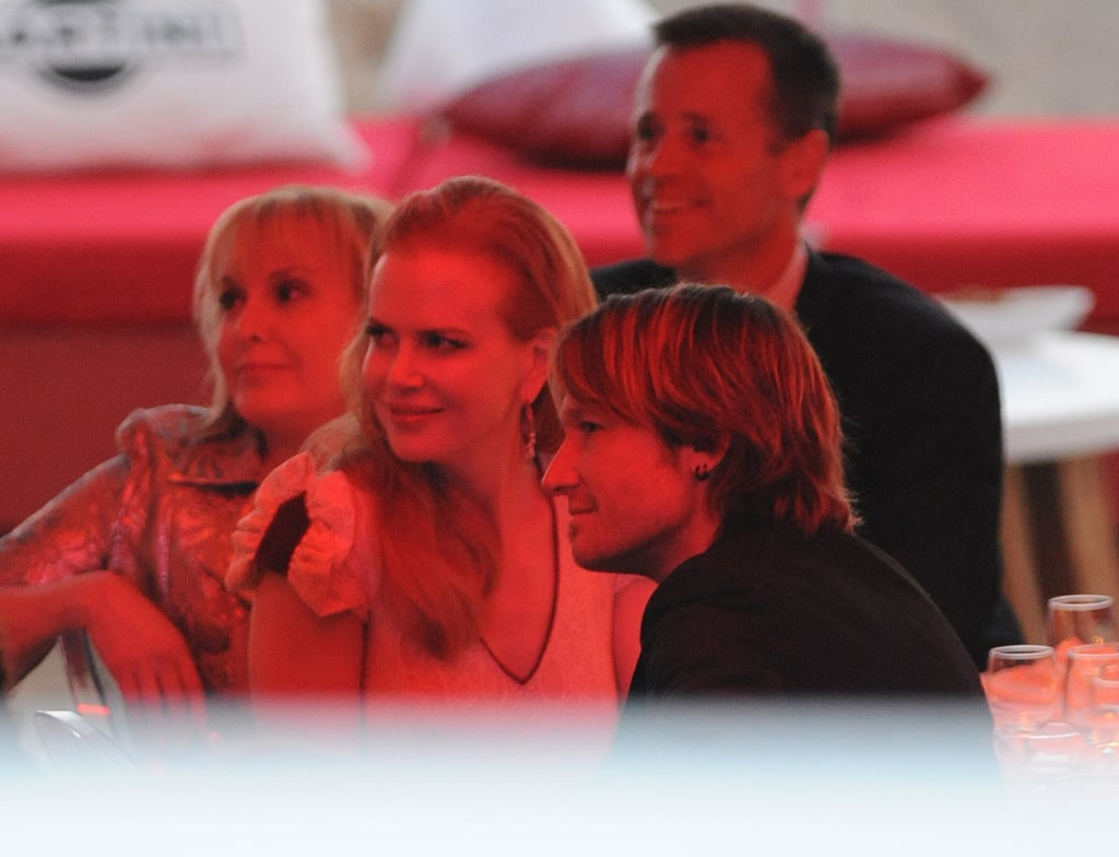 Keith Urban Flies to Cannes to Support Nicole Kidman and her Film The Paperboy