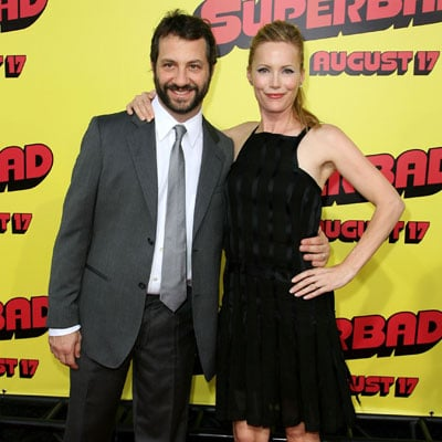 No. 13 Judd Apatow and Leslie Mann