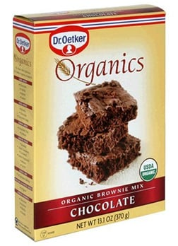 Dr. Oetker Knows Brownies