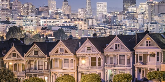 San Francisco: The Hardest City To Be Poor (Or Middle Class)