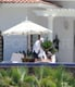 Ellen DeGeneres and Bikini-Clad Portia Lounge in Mexico Post-Idol