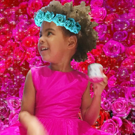 Beyonce Shares Blue Ivy Tea Party Pictures 2016