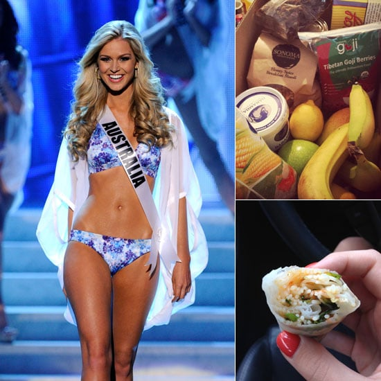 Renae Ayris' Diet and Renae Ayris' Diet My Day on a Plate