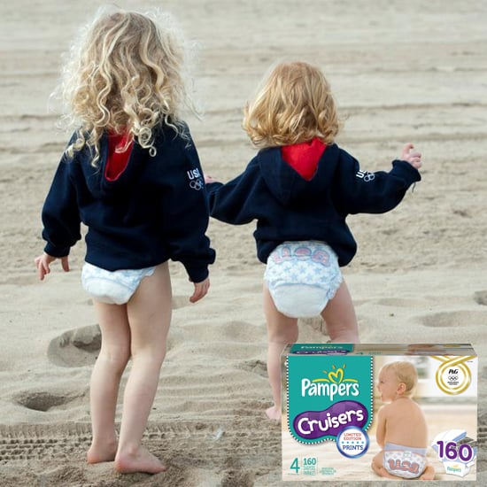 Pampers Team USA Diapers