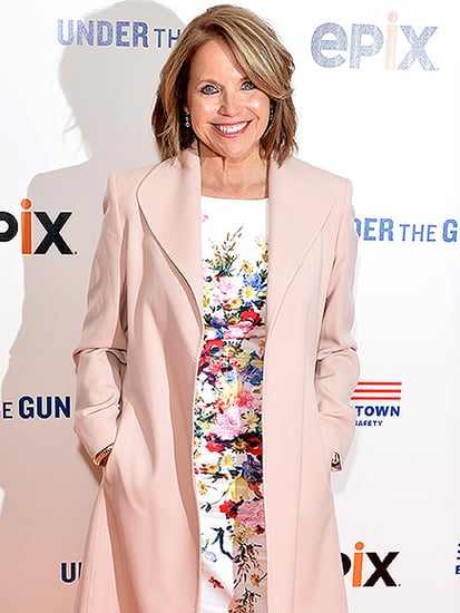 Katie Couric on Why She's Passionate About Gun Control: 'Everybody Agrees That Violence Needs to Be Reduced'