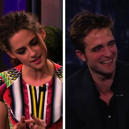Robert Pattinson Interview on Jimmy Kimmel Live (Video)