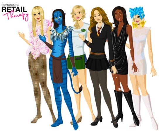 Sugar Shout Out: PopSugar's Retail Therapy Launches Halloween Costumes!