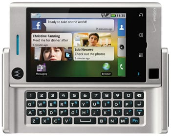 The Details on Motorola's Motoblur