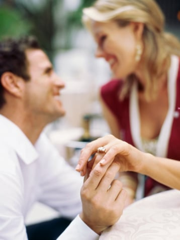 Do Tell: Have You Ever Been Jealous of a Friend's Engagement?