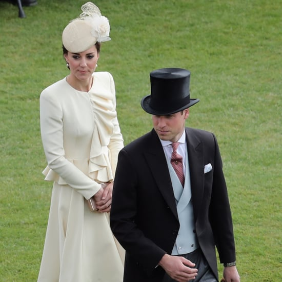 Duke and Duchess of Cambridge at Garden Party May 2016