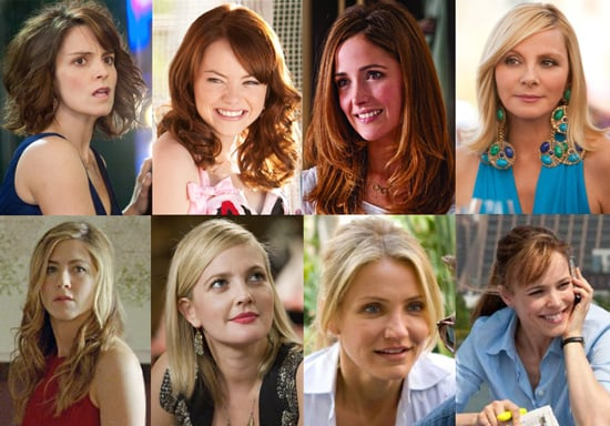Funniest Movie Actress of 2010 Poll