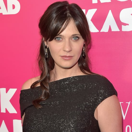Zooey Deschanel Reveals Daughter's Name