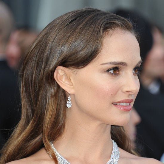Natalie Portman From the Side