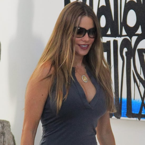 Sofia Vergara Shopping in Los Angeles June 2016