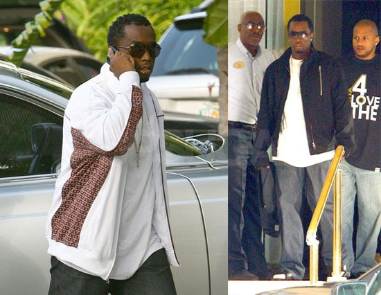 Diddy Shares His NYE Party Pointers