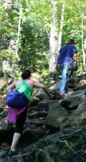 Hike it up - The Trail, That Is