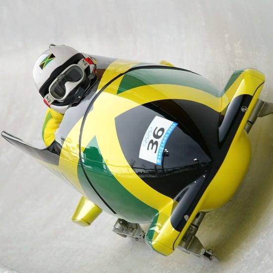 Jamaican Bobsled Team 2014