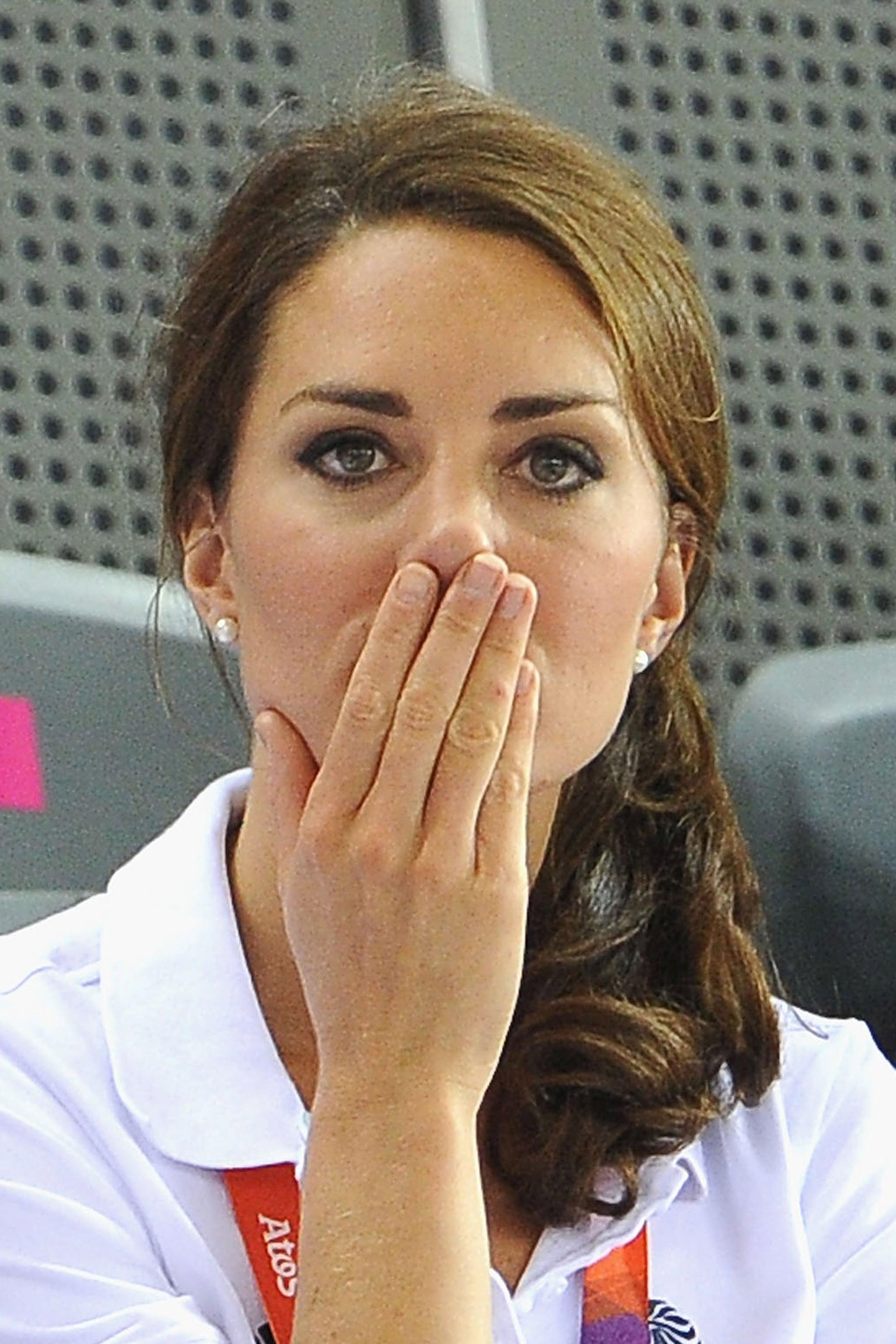 """I think I left the oven on. What if I Burn down Kensington Palace?!"""