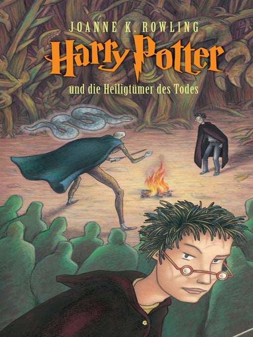 Harry Potter and the Deathly Hallows, Germany
