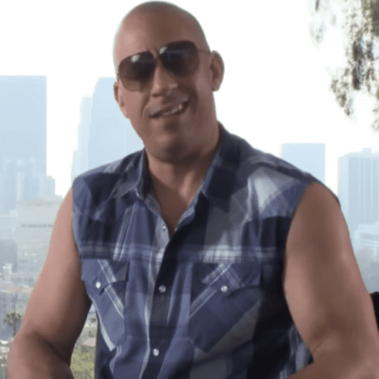 Watch Vin Diesel Sweetly Sing Part of Paul Walker's Furious 7 Tribute Song