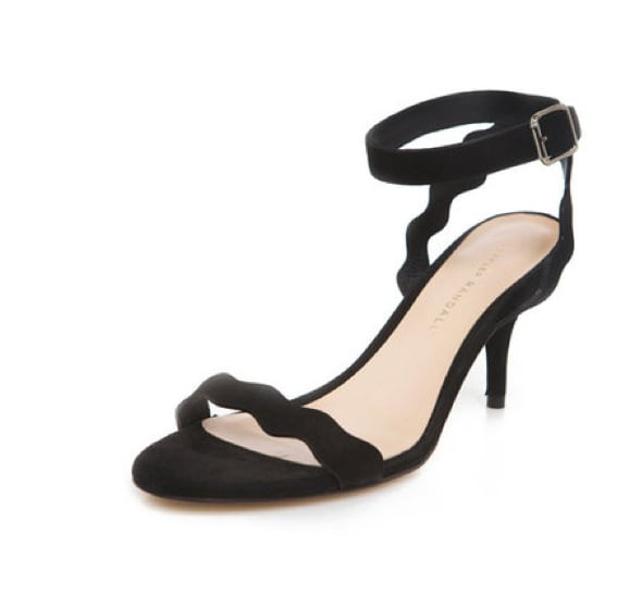 This Loeffler Randall Reina Heel ($295) hits all the right notes — and makes the day-to-night outfit transition a whole lot easier.
