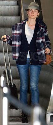 Travel Style: Diane Kruger