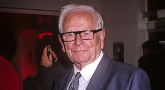 Pierre Cardin Recovers, Jamie Hince goes AWOL, Karl Lagerfeld Likes Audrey Tatou