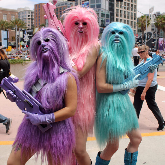 San Diego Comic-Con Cosplays 2015