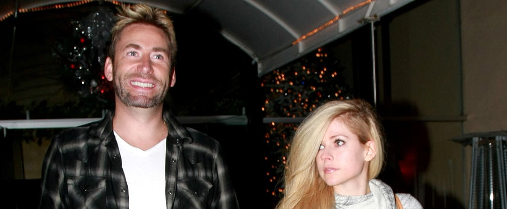 Avril Lavigne and Chad Kroeger Reunite 3 Months After Their Separation Announcement