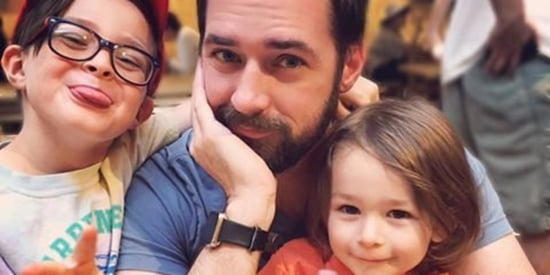 Dad's Message Goes Out To Every Father Who's Been Called A 'Babysitter'