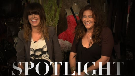 FabTV Interview With Designers Dana and Anna of Foley + Corinna