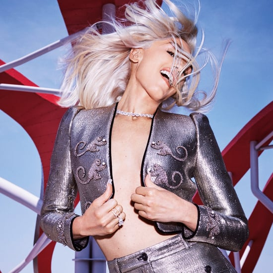 Gwen Stefani's Harper's Bazaar Interview August 2016
