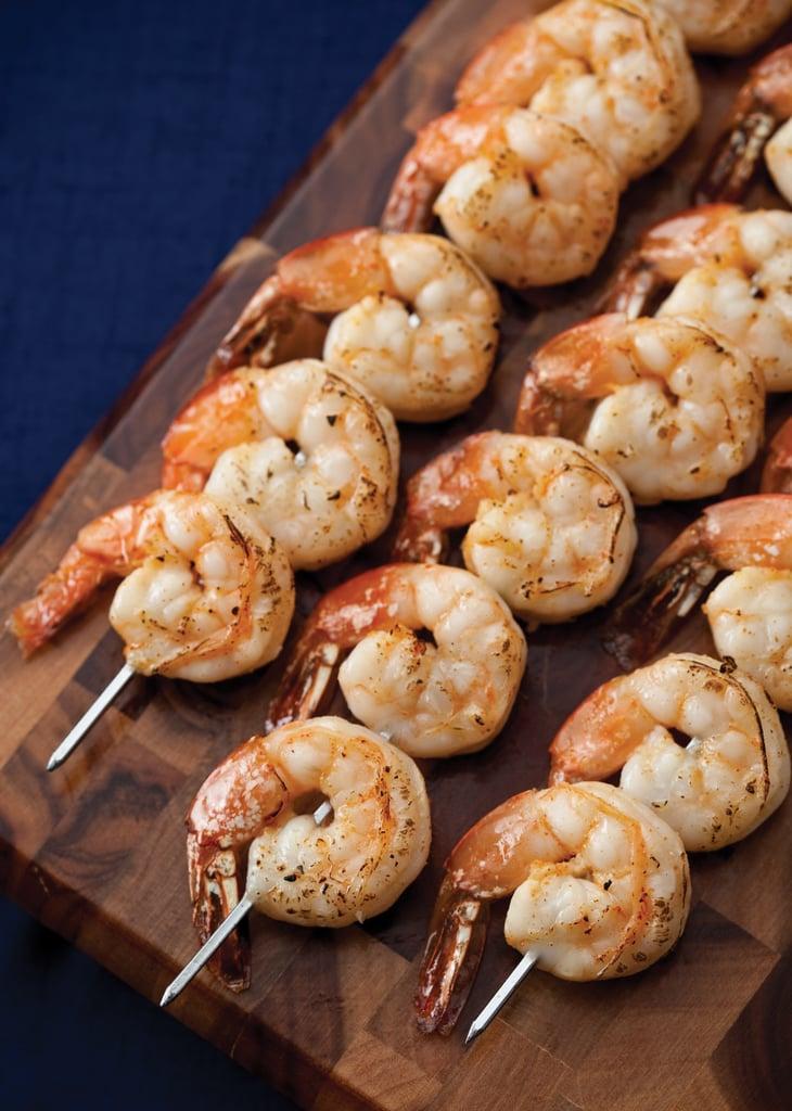 Recipes: Spicy Citrus Grilled Shrimp