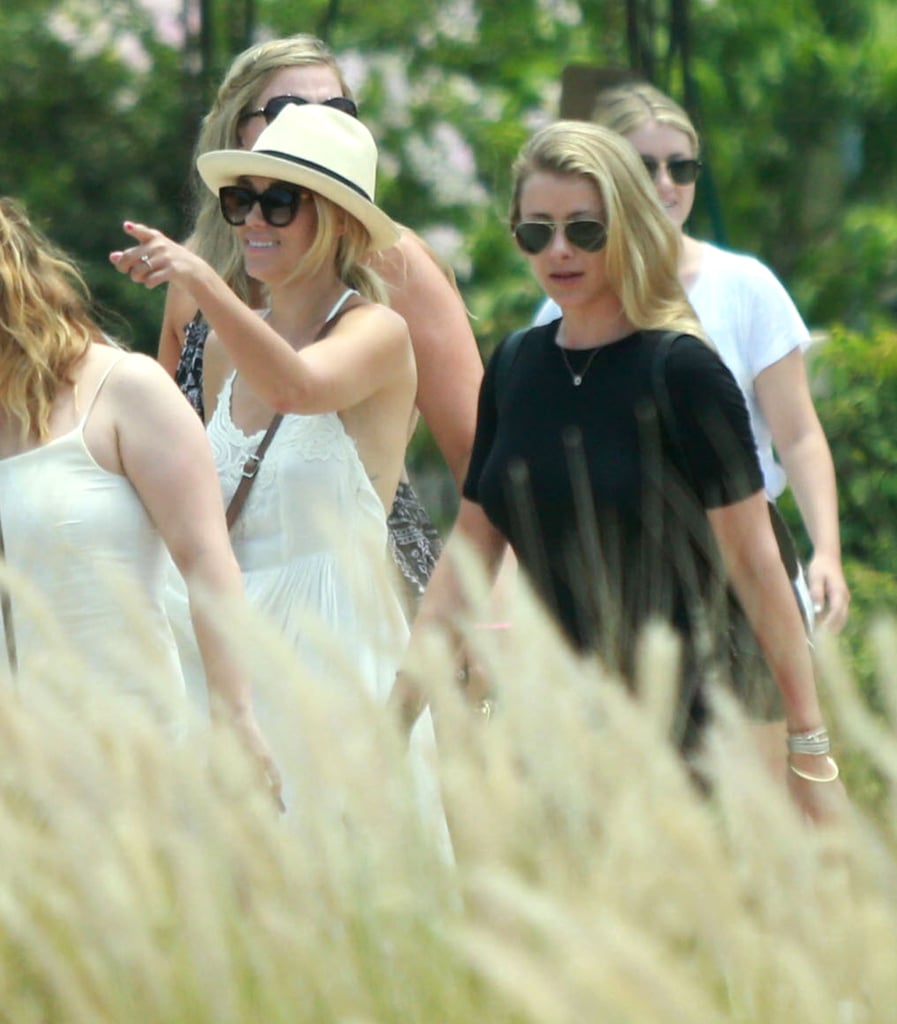 Lauren Conrad Lives It Up on Her Bachelorette Weekend