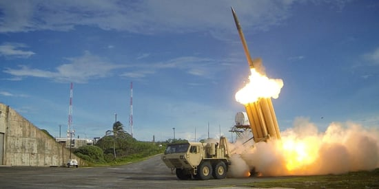 Why the U.S.-South Korea Missile Shield Could Provoke China to Develop Advanced Weaponry