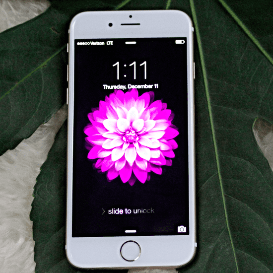 iOS Battery Life Fix