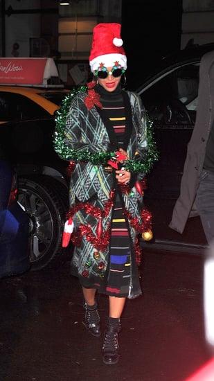 Beyonce's Ugly Christmas Sweater
