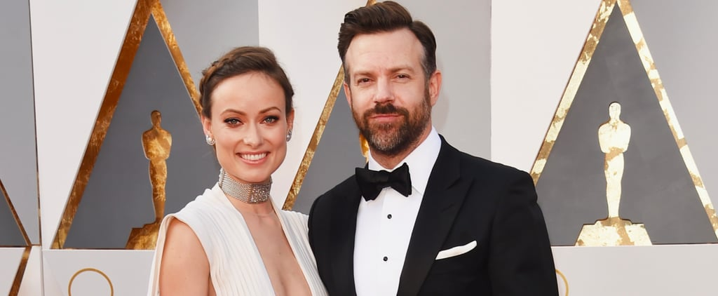 Olivia Wilde and Jason Sudeikis Make a Seriously Stunning Oscars Duo