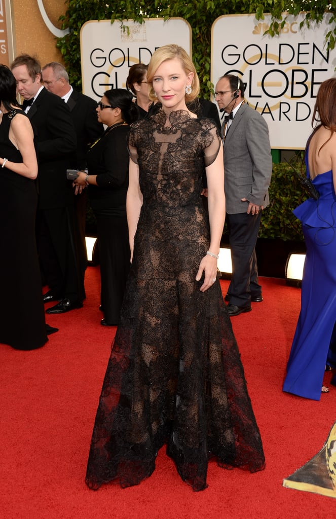 Actress in a Leading Role Nominee: Cate Blanchett