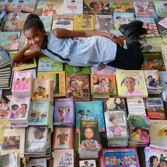 The 11-Year-Old Founder of #1000BlackGirlBooks Wows at the United State of Women Summit