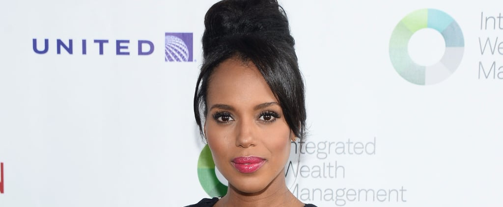 Finally, Kerry Washington Is Recognized For Being Such a Freaking Inspiration