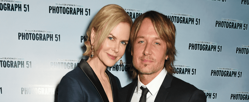Nicole Kidman and Keith Urban Bring Their Love to London