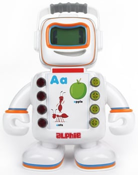 Review of Alphie Digital Toy