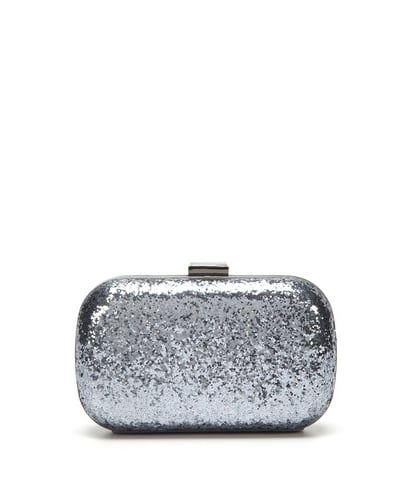 Serpui Marie's limelight clutch ($159, originally $220) is ideal for the bride-to-be or well-dressed guest.
