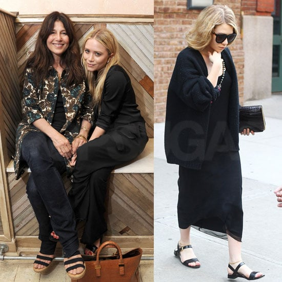 Mary-Kate and Ashley Olsen Interview on Fashion
