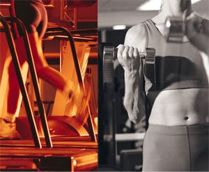 What to Do First:  Cardio or Weights