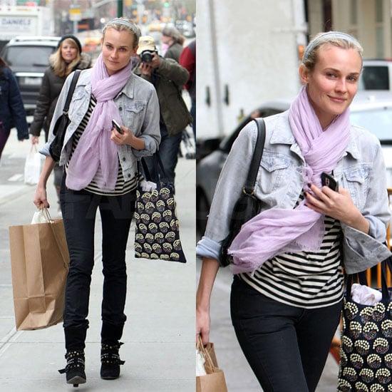 Celebrity Style: Diane Kruger