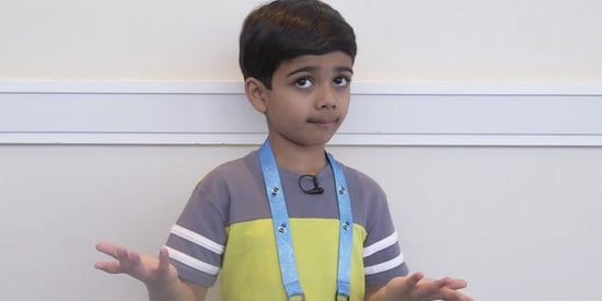 Akash Vukoti, 6-Year-Old Spelling Bee Whiz, Will Blow Your Mind