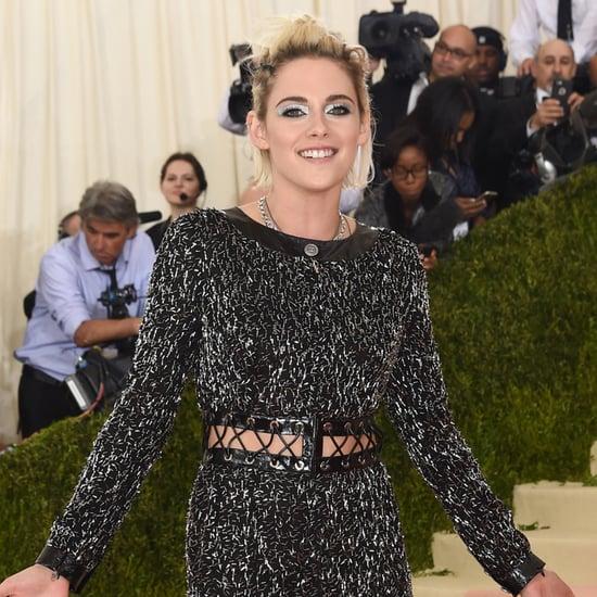Kristen Stewart at the Met Gala 2016